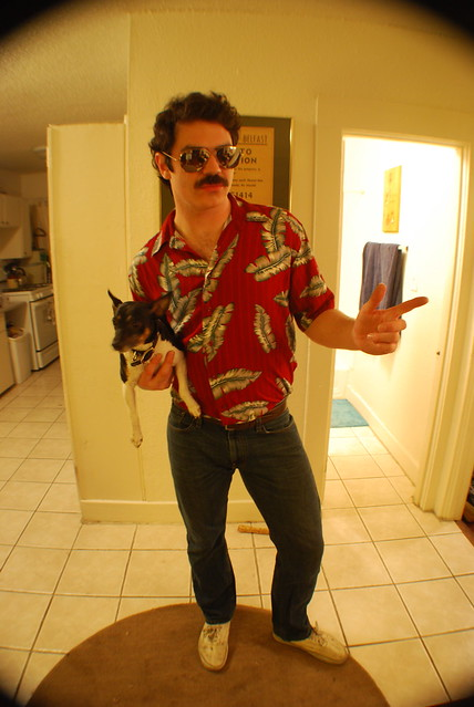 Tom Selleck Magnum Pi Halloween - 111.1KB