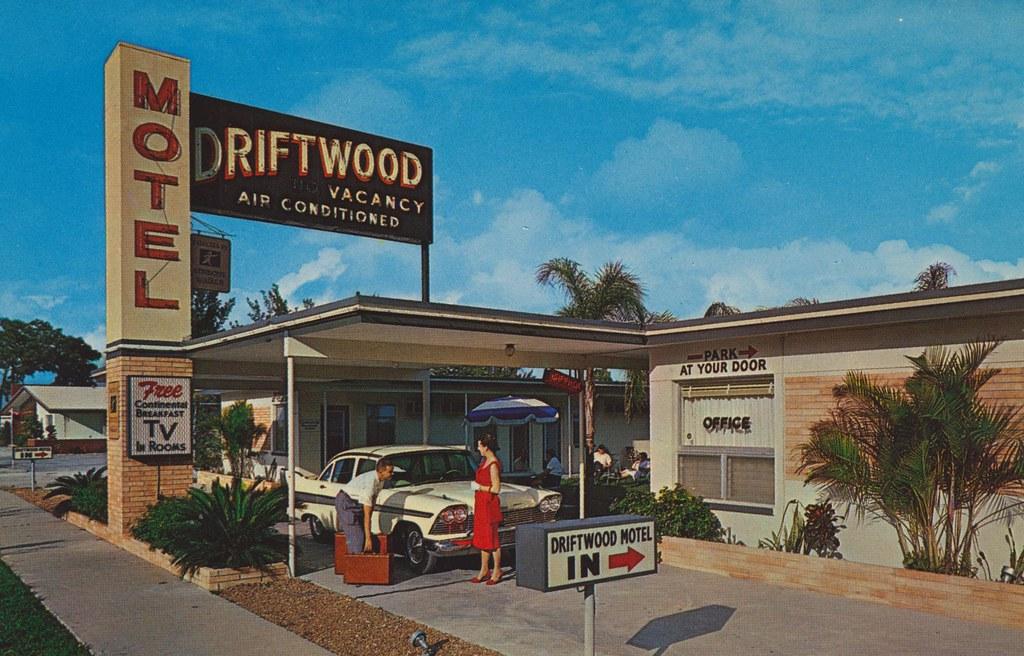 Driftwood Motel Of Saint Petersburg Kohoso Us