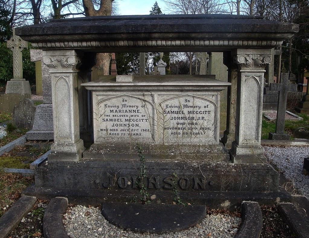 [1226] Ecclesall : Samuel Meggitt Johnson