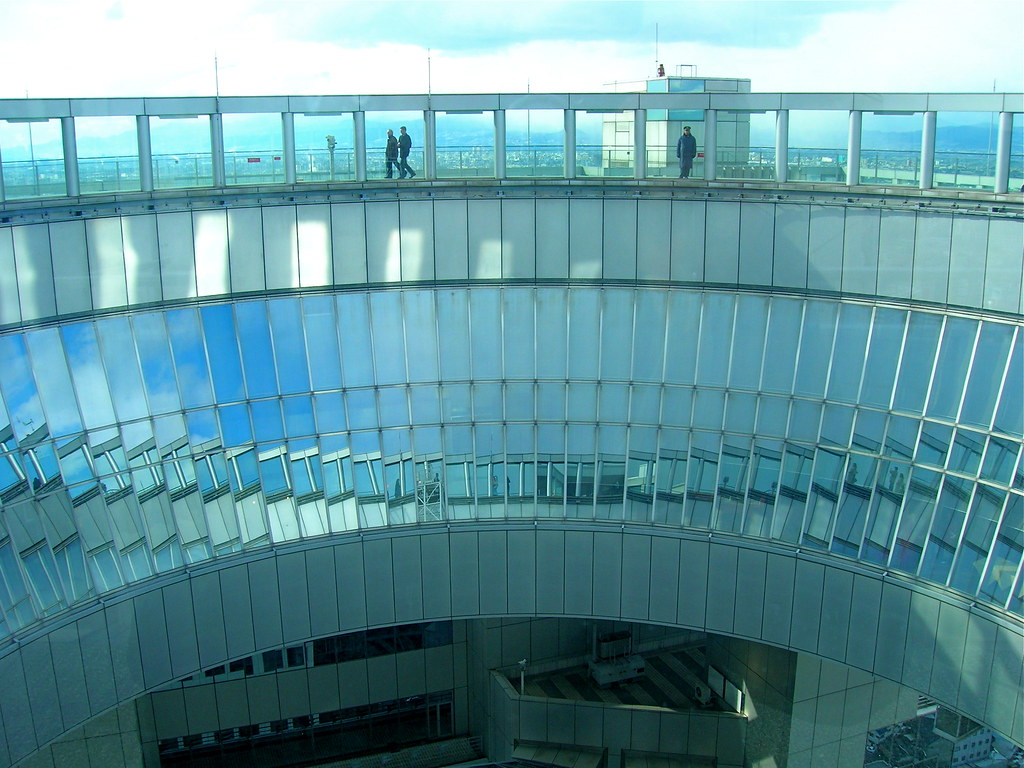 Top of the Umeda Sky Building