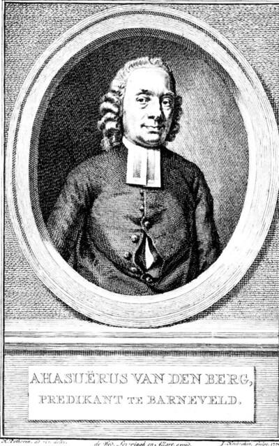 Ahasverus van den Berg
