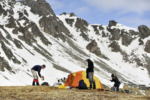 Altai Expedition Life