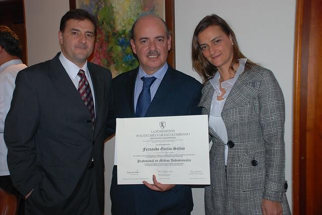 Grado Fernando Gaitán Salóm