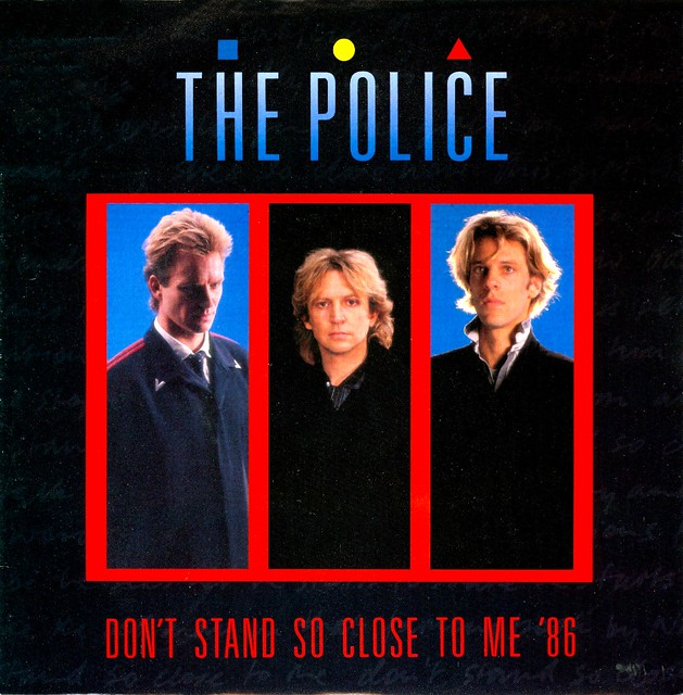 The Police Everyone Stares Japan Edition