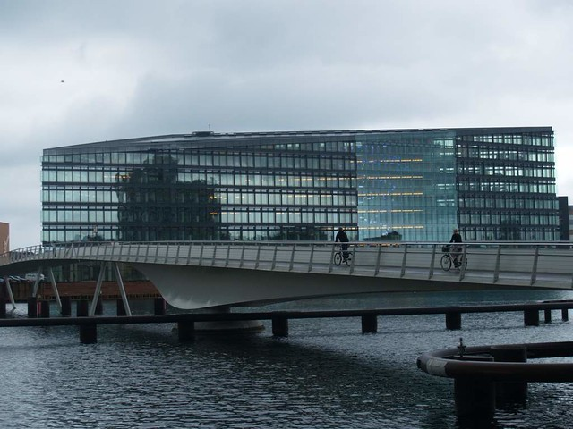 Copenhagen Waterfront (July 2009)