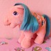 My little pony plush Fire Fly