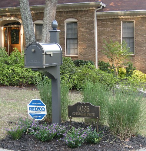 Architectural Mailboxes Coronado Install Gallery
