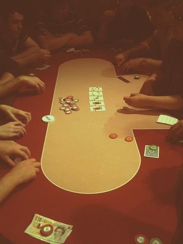 Shady Midnight Cash Poker Games