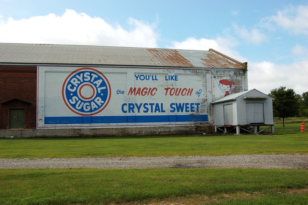"Iowa, Cerro Gordo County, Crystal Sugar, ""You'll Like the Magic Touch of Crystal Sweet"" (15,847)"