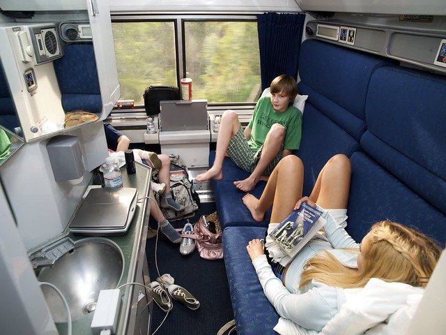 travelling in comfort on amtrak flickr photo sharing