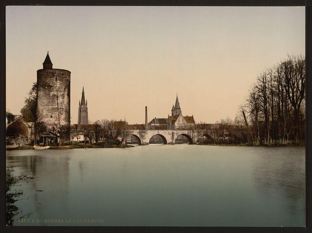 [Le Lac d'Amour, Bruges, Belgium] (LOC)