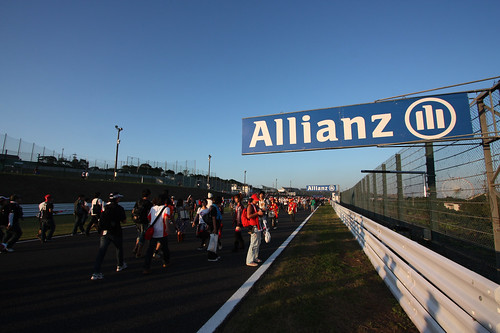 Formula 1 Japanese Grand Prix 2009 #037