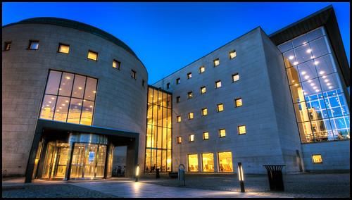 morning color sunrise 169 malmö bibliotek malmöstadsbibliotek goodmorningmalmö