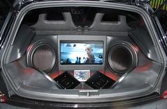 automotive exterior(0.0), rim(0.0), steering wheel(0.0), vehicle audio(1.0), automobile(1.0), vehicle(1.0),