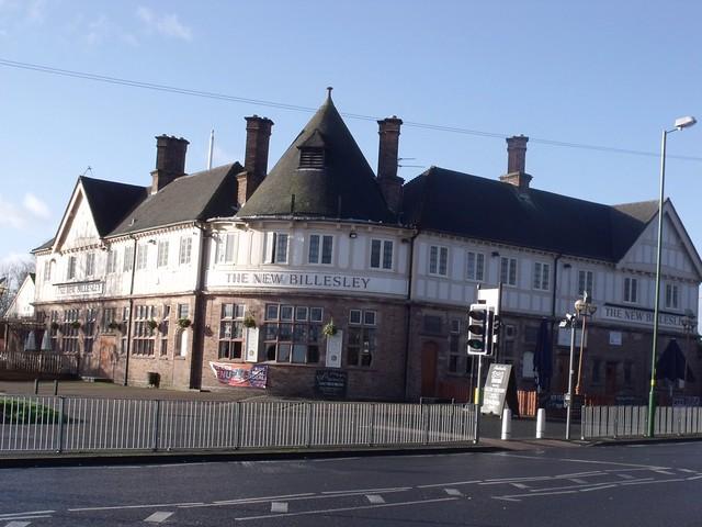 The Billesley Pub Function Room