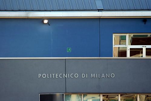 Poltiecnico di Milano - facciata