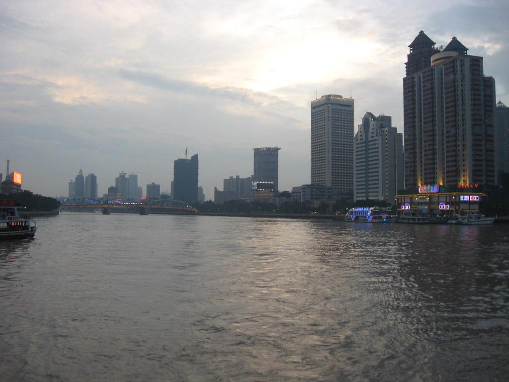 Pearl River - Guangzhou