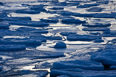 winter, snow, ocean, melting, ice cap, polar ice cap, ice, sea ice, freezing,