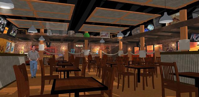 Interior nautical design for restaurants joy studio