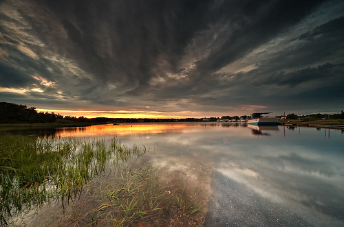 Bass River Sunset (Cape Cod)