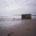 Filey beach - pill box