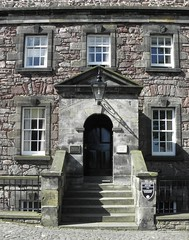 Edinburgh Castle - Officers' Mess