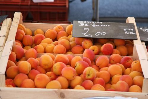 French apricots, Marche de Saint-Antoine, Lyon
