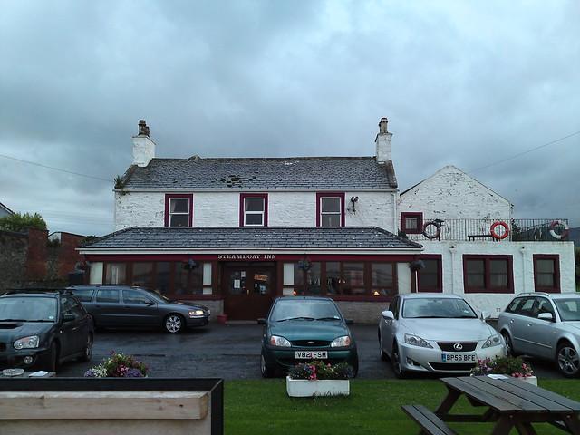 Steamboat Inn, Carsethorn, Scotland