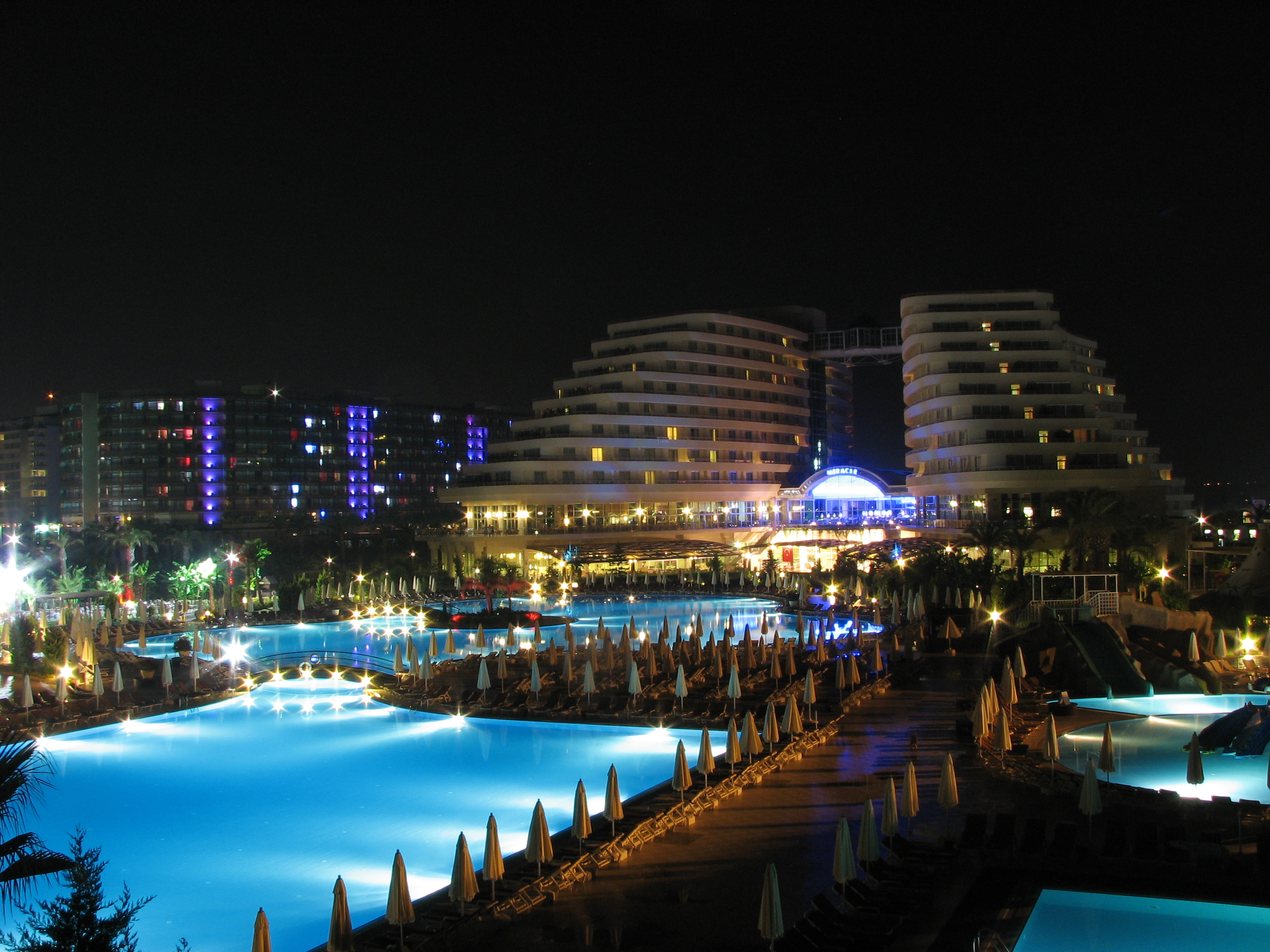 Miracle Hotel Antalya Booking
