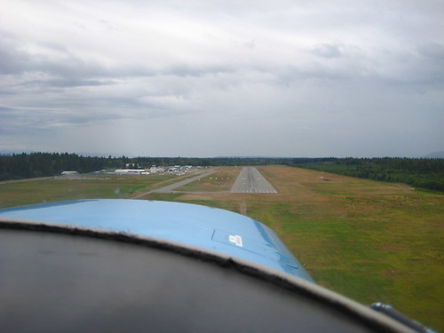 Short Final, Campbell River