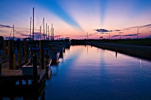 sunset usa gulfofmexico sunshine st america port joseph mexico bay fishing gulf state florida joe glorious american boating coastline portstjoe sunshinestate