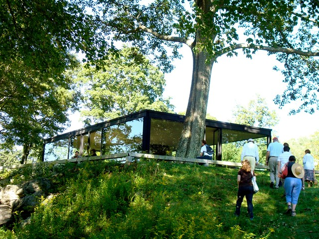 Glass/Wood House | Kengo Kuma  Associates | New Canaan