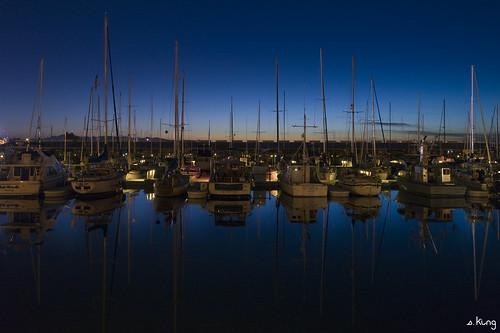 county sunset marina boats evening washington everett wwb snohomish sking5000