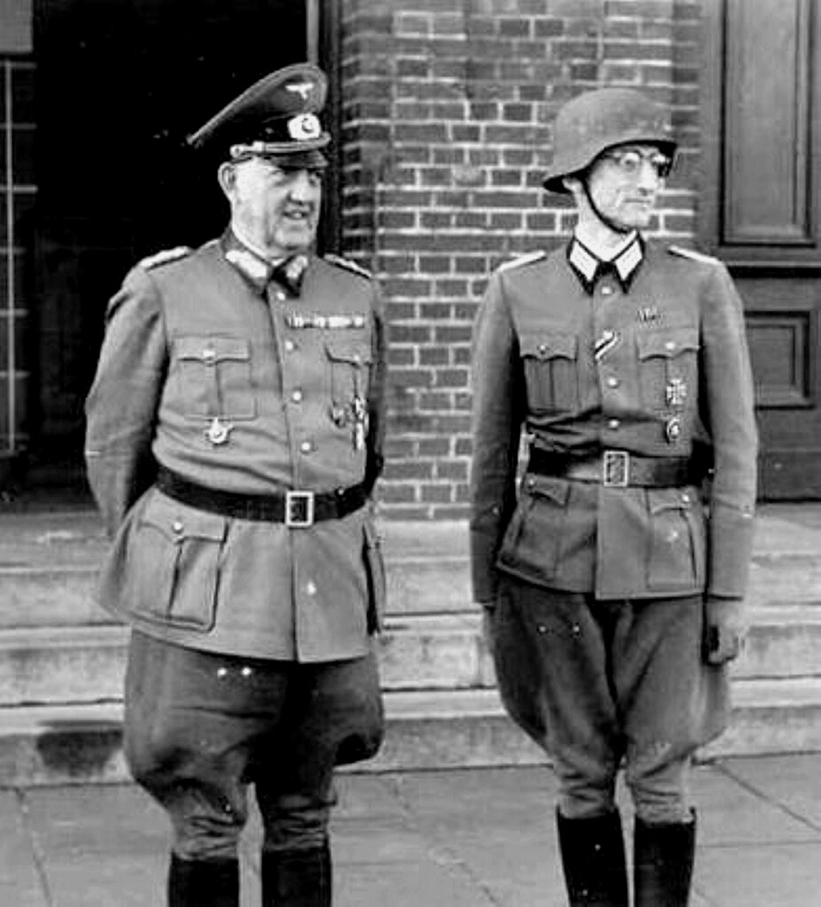 ww2 german Army General in uniform 1940s - a photo on ...