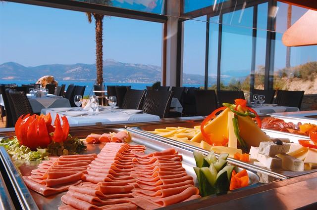 выбрать отель в греции
