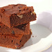 Dark chocolate chilli brownies