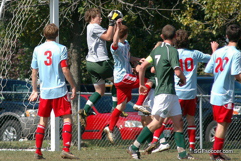 Kickapoo Shootout Springfield Catholic Gets Ot Winner To Flickr Photo Sharing