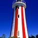 Devonport Lighthouse, stripes without stars? (10.000+ views!)