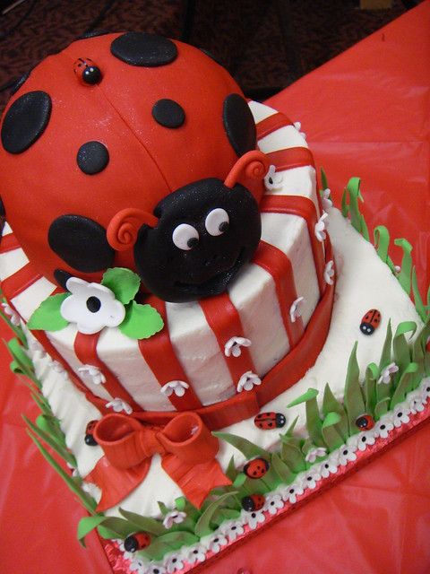 Pictures Ladybugs Cakes