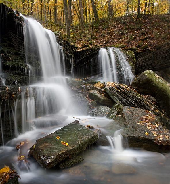 Waterfall-board Alderman