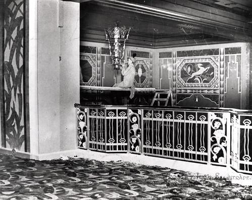 054133:Interior of Paramount cinema Pilgrim Street Newcastle upon Tyne Unknown 1931