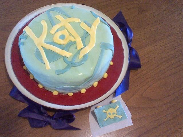 Katys Birthday Cake