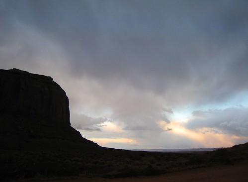 REZ, Monument Valley, Clouds, Arizona, Sout… IMG_1336