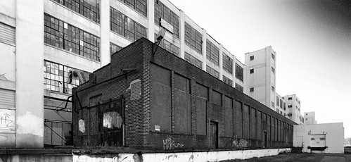 bw panorama ny building shoes factory boots gimp olympus victory bn johnsoncity binghamton ep1 c2g endicott hugin 17mm zd