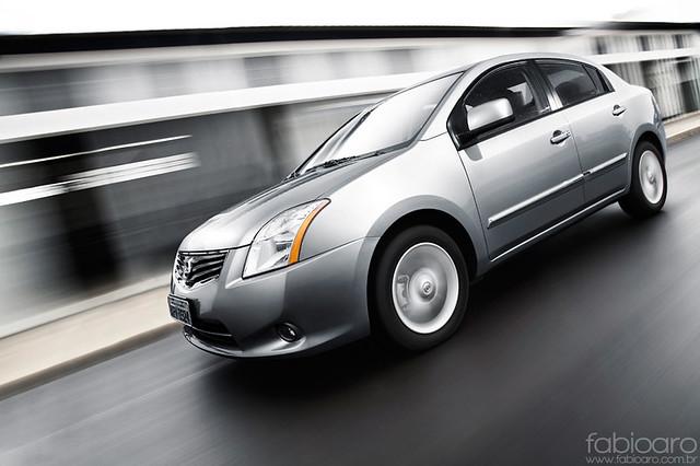 Revista Autoesporte Dezembro/09 - Nissan Sentra CVT Flex