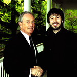 Dario Vaccaro Mayor Michael Bloomberg