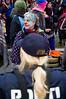 Clown vs cop