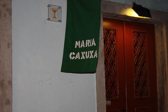 Maria Caxuxa Bar Bairro Alto Lisbon