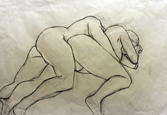 Life Drawing Couple By Philip London Life Drawing Flickr