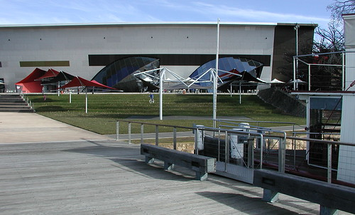 Museum Jetty. NMA